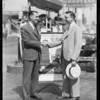 Prestolite publicity, Southern California, 1932