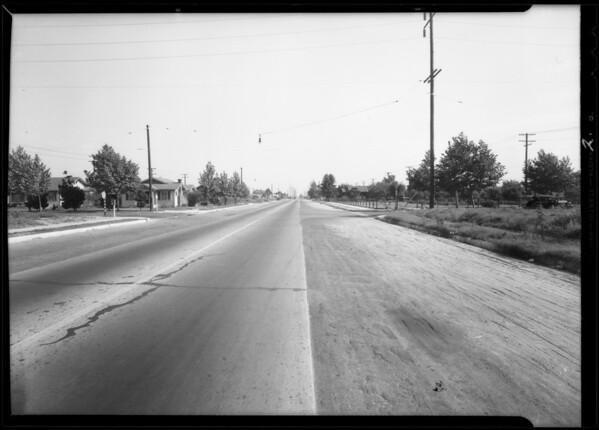 Somerset Boulevard, Bellflower, CA, 1932