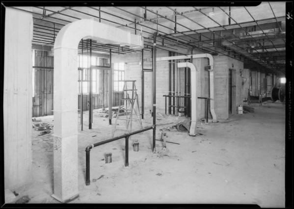 County Hospital, Haverty, Los Angeles, CA, 1932