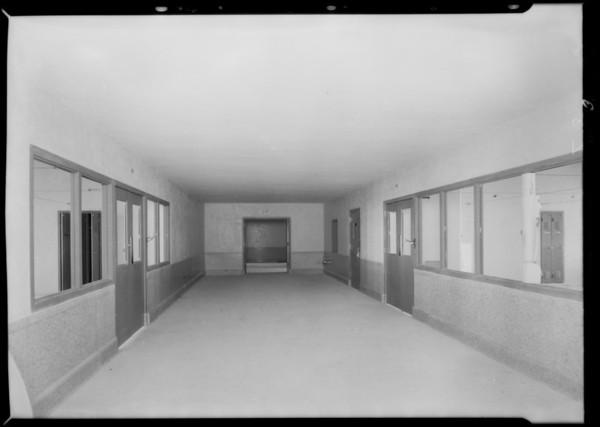County Hospital, D. Zelinsky & Sons, Los Angeles, CA, 1932