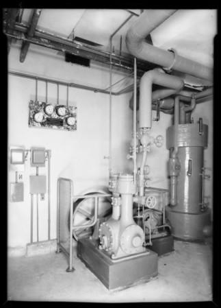 County Hospital, Gay Engineering Co., Los Angeles, CA, 1932