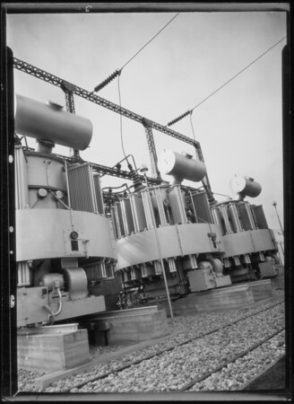 Receiving plant, Mr. Benham, manager, East 99th Street & South Central Avenue, Los Angeles, CA, 1932