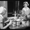 """Girls canning """"Formay"""", Southern California, 1935"""
