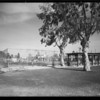 Tennis courts, Exposition Park, Los Angeles, CA, 1932