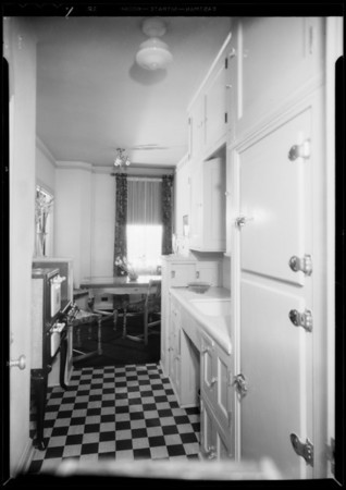 Interiors of Arcady, 2619 Wilshire Boulevard, Los Angeles, CA, 1932
