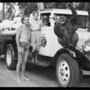 Ape and Tarzan, Southern California, 1932