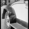 Car belonging to N.W. Coroles, 1034 Meadowbrook Avenue, Los Angeles, CA, 1932
