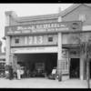 Pasadena store, Frank Dillin Tire Co., Pasadena, CA, 1935