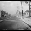Intersection of Rosemont Avenue & West Temple Street, Los Angeles, CA, 1932