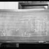 Blackboard, Springer vs., Southern California, 1932