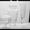 Glassware, Southern California, 1935