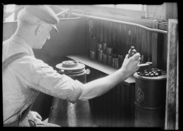 Dynamic meter control, Southern California, 1932