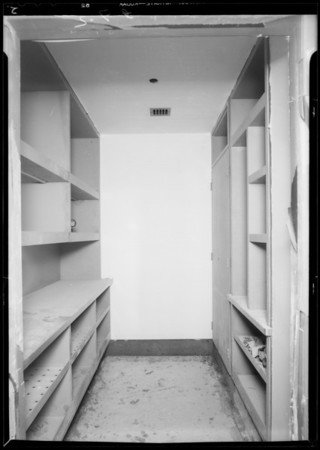 County Hospital, General Fireproofing, Los Angeles, CA, 1932