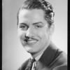 Portrait of William Kent, Southern California, 1935