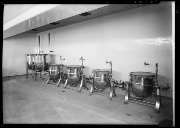 Installation, County Hospital, Los Angeles, CA, 1932