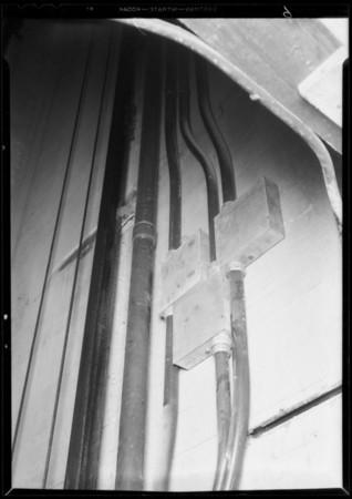 County Hospital, Otis Elevator Co., Los Angeles, CA, 1932