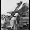 Trucking, L.J. Dowell Inc. - Contractors, Seattle, WA, 1932