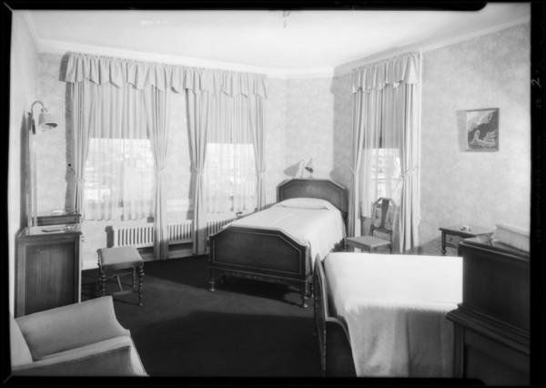 Interiors of Arcady, 2619 Wilshire Boulevard, Los Angeles, CA, 1932
