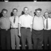 Bowling championships, Southern California, 1935