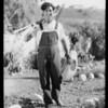 Publicity for José Mojica, Southern California, 1932