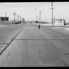 Intersection, 9th Street [East Olympic Boulevard] and South Soto Street, Los Angeles, CA, 1932