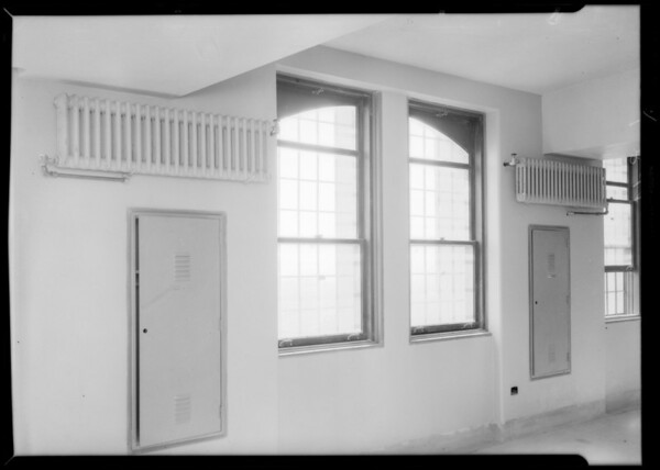 County Hospital, Howe Bros., Los Angeles, CA, 1932