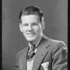 Portrait of Ed Erickson, winner of Tarzan contest, Southern California, 1933