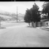 Intersection of West Avenue 31 & Eagle Rock Boulevard, Los Angeles, CA, 1932