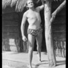 Ape and Tarzan, Southern California, 1932