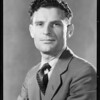 Portrait of Joe Carter, Southern California, 1932