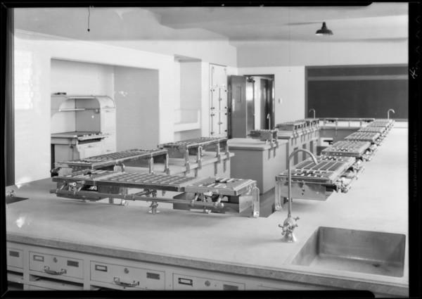 County Hospital, Dohrmann Hotel Supply, Los Angeles, CA, 1932