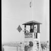 Opening of Lake Los Angeles, Los Angeles, CA, 1933