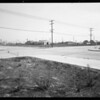 Intersection of North Neptune Avenue and West D Street, Wilmington, Los Angeles, CA, 1932