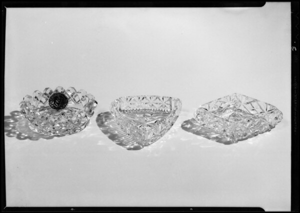 Jewelry, compacts, etc., Southern California, 1935