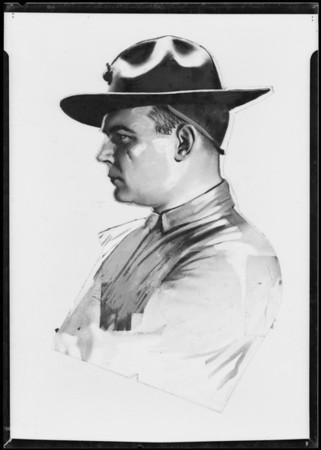 Cutouts, Southern California, 1932