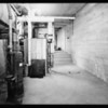 Basement of Embassy Apartments, case of Mrs. Dodge vs. Mortgage Guarantee Co., 706 South Mariposa Avenue, Los Angeles, CA, 1932