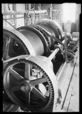 Bullion Gold & Silver Mining Co., Gold Hill, NV, 1932