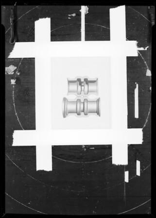 Dyrr Manufactoring Co., Southern California, 1932