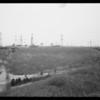 Del Rey oil field, Southern California, 1935