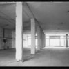 Interior of old Eastern Outfitting Co. building, Southern California, 1932