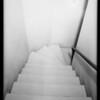 Stairway, Merritt building, C.H. Dickenson assured, Southern California, 1935