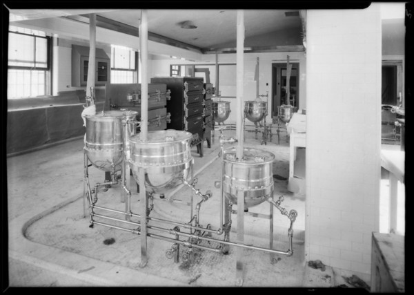 Installation, County Hospital, Los Angeles, CA, 1932