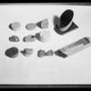 Archeology displays, Southern California, 1932