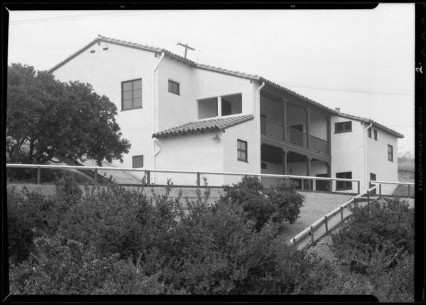Carlin C. Smith playground, Southern California, 1932