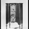 Console table models, Trojan Radios, Southern California, 1932
