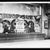 Window display, Mandarin Products, Southern California, 1932