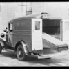 Bureau of Water & Power ambulance, Southern California, 1932