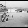Roof of Dalton apartments, Southern California, 1932