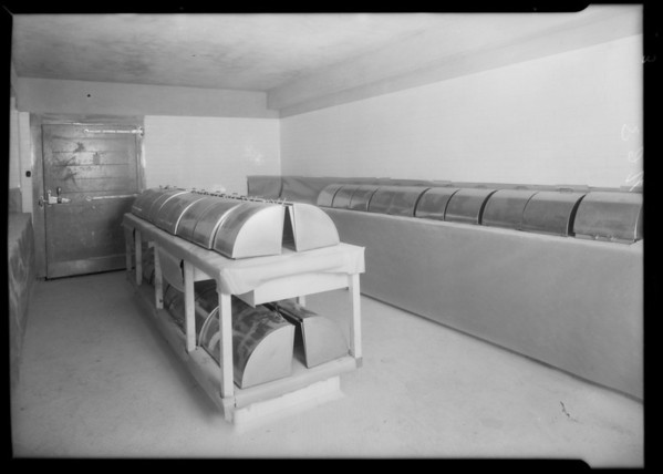 County Hospital, National Cornice Works, Los Angeles, CA, 1932