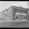 Buildings, 219 Sunset Boulevard [West Cesar E Chavez Avenue] & 721 Aliso Street, Los Angeles, CA, 1932